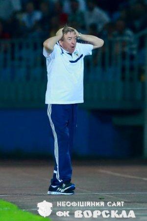"""В'ячеслав Грозний: """"Суперник досить серйозний, цікавий"""""""