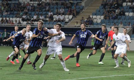 Чорноморець - Ворскла 0:0