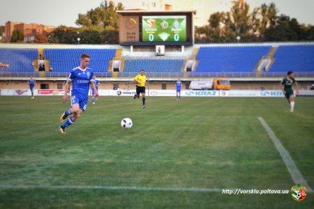 Ворскла - Динамо 0:0 фотогалерея