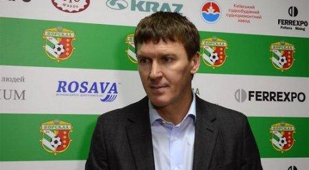 Прес-конференція Василя Сачка після матчу з Динамо