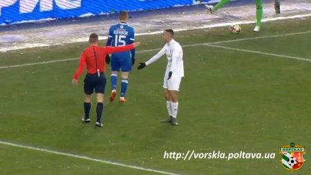 Динамо - Ворскла 4:0 відеоогляд