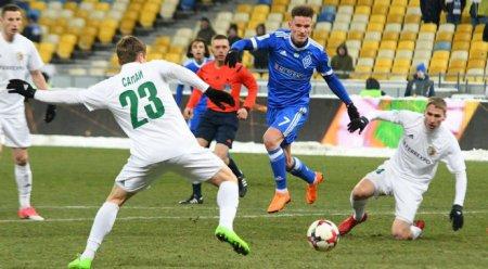 Ворскла - Динамо 0:1