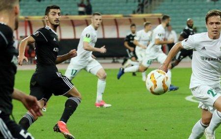 Ворскла - Карабах 0:1