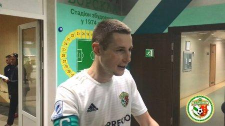 Коментар Чеснакова після матчу Ворскла - Десна 3:3