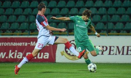 Ворскла - Арсенал-Київ 2:0