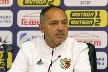 Прес-конференція Віталія Косовського після гри Десна - Ворскла 0:1