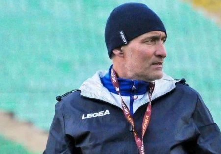 Віталій Шпанюк може увійти до тренерського штабу Косовського