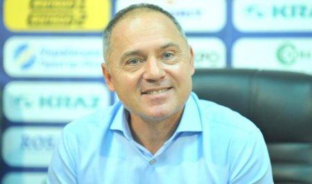 Віталія Косовського і його тренерський штаб відправлено у відставку
