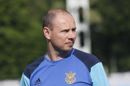 Олександр Мелащенко: Легіонер не має права займати місце наших гравців