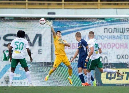 Ворскла - Дніпро-1 - 2:0